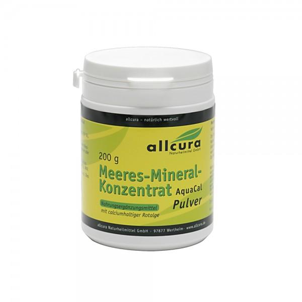 Meeres Mineralkonzentrat Plv. AquaCal - 200 g