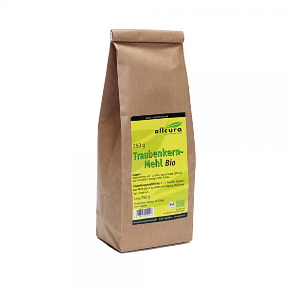 Traubenkern-Mehl Bio, 250g