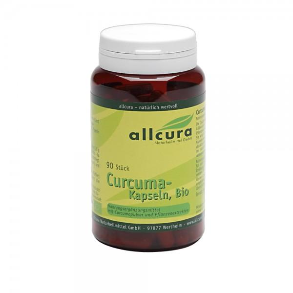 Curcuma Bio Kapseln 90 Stück