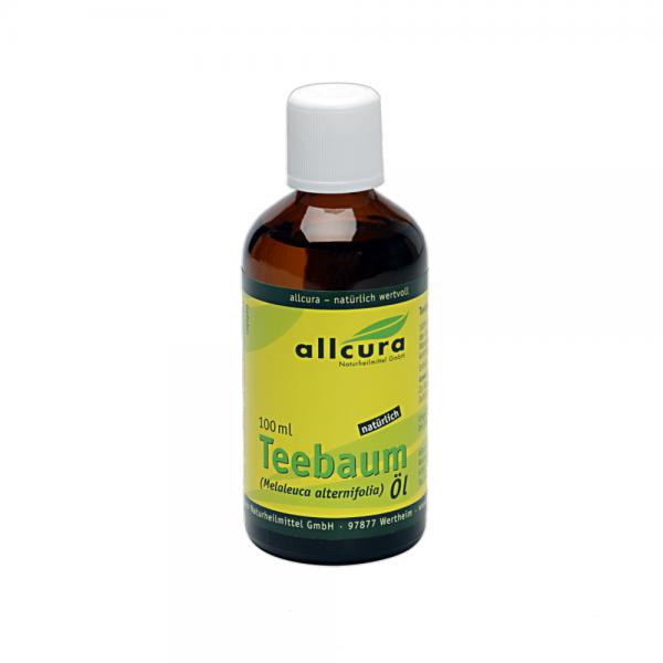 Teebaum Öl 100ml Bio
