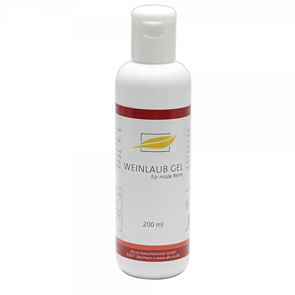 Weinlaub Gel 200ml