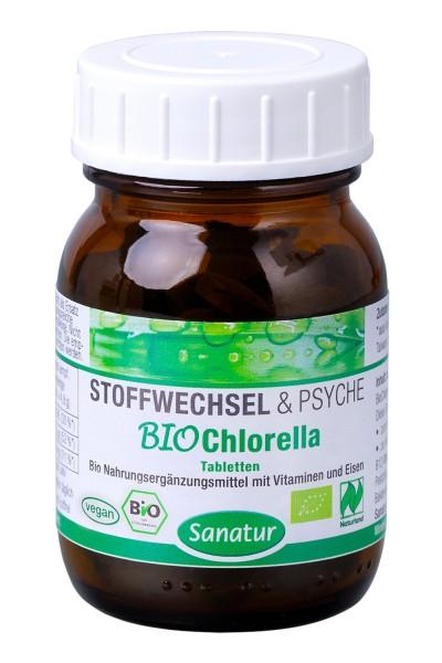 Chlorella BIO Tabletten