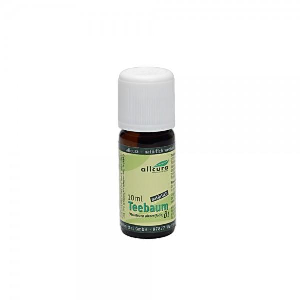 Teebaum Öl 10 ml Bio