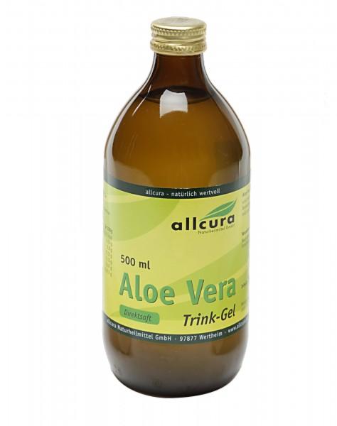 Aloe Vera Trink Gel 500 ml