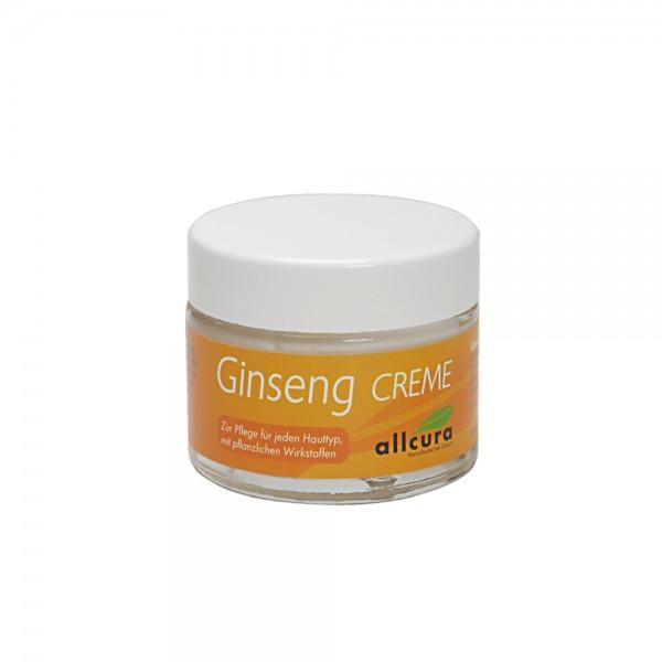 Ginseng Creme, 50ml