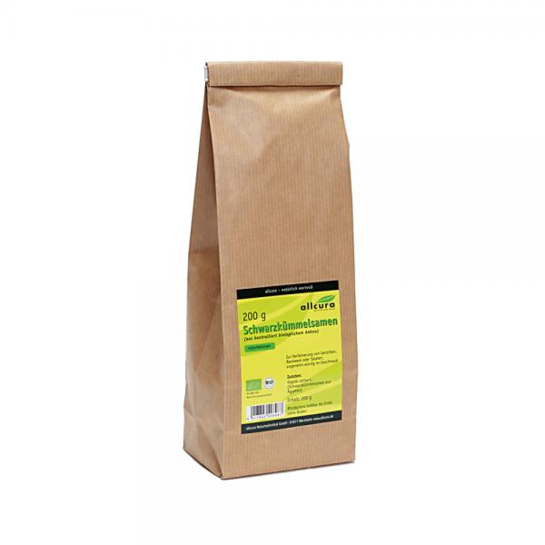 Schwarzkümmel-Samen 200g Bio