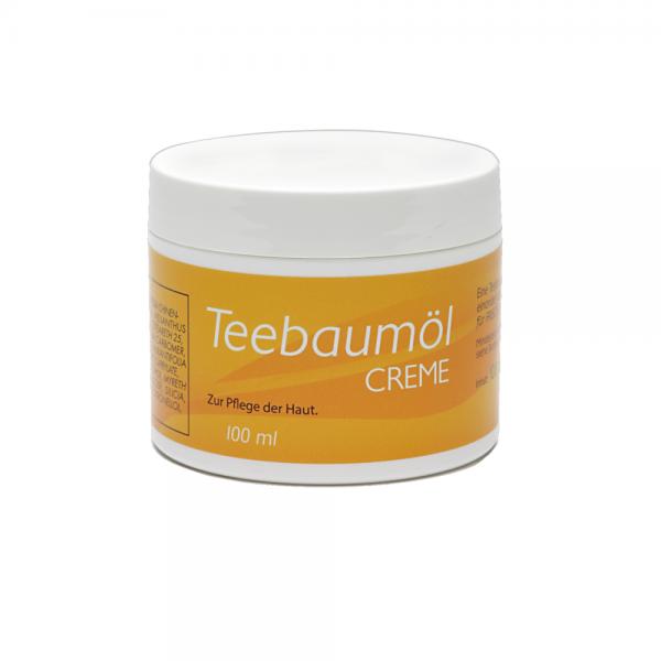 Teebaumöl-Creme 100 ml