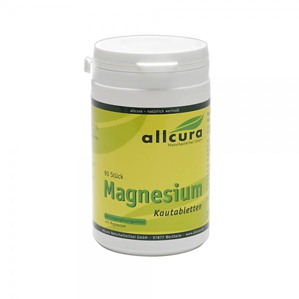 Magnesium-Kautbl. 90 Stk.