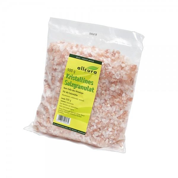 Kristallines Salz vom Fuße des Himalaya, für Salzmühle 500 g