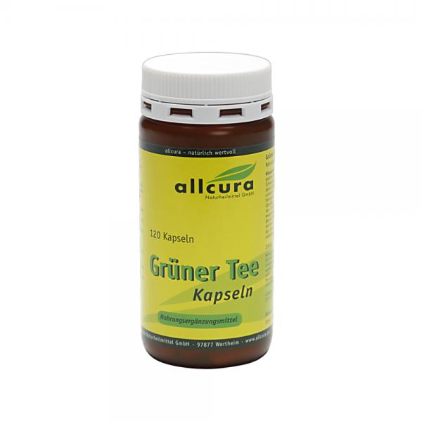 Grüner Tee Kps. 120 Stück