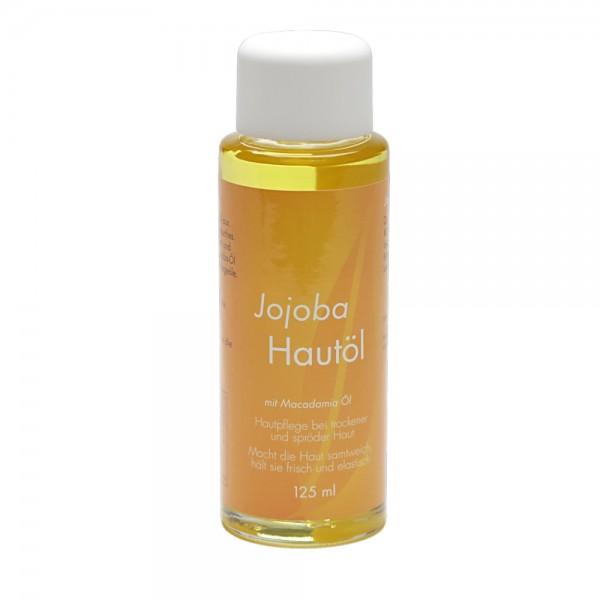Jojoba Haut Öl mit Macadamia 125ml