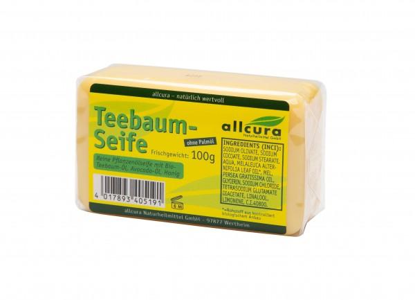 Teebaum-Seife, 100g
