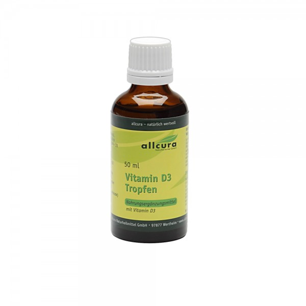 Vitamin D3 Tropfen, 50ml