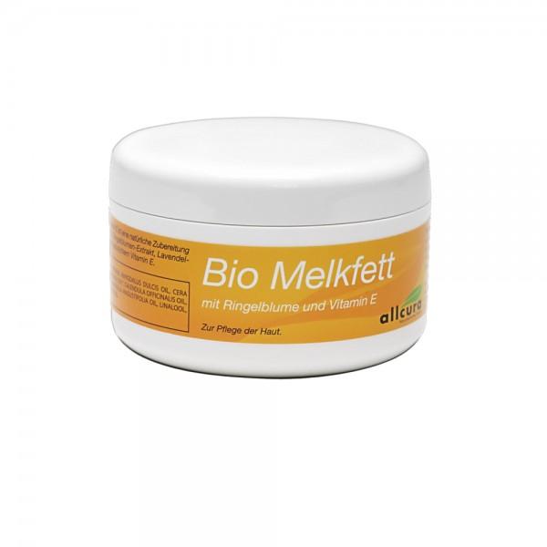 Melkfett Bio 150ml mit Ringeblume+Vitamin E