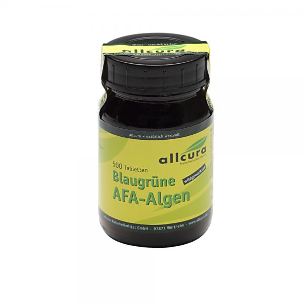 AFA Alge (blaugrün) 500 Tbl.